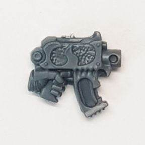 Chaos Space Marine Rubric Bolt Pistol